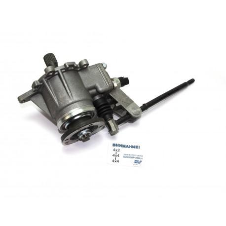 Kit modification 4x2 ( 2 roues motrices )