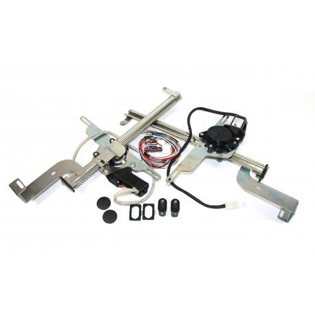 Kit de conversion vitre électrique