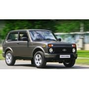 Kit carrosserie Lada Niva Urban