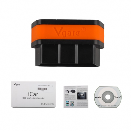 Interface Diagnostic OBDII Bluetooth Icar 2