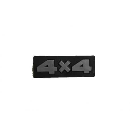 Embleme 4x4 arriere