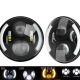 "Globe optique LED 50W 7"" DRL"