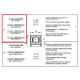 Roulement Boite Transfert 62x25x17