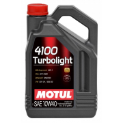 Motul 4100 Turbolight 10W-40 (5L)
