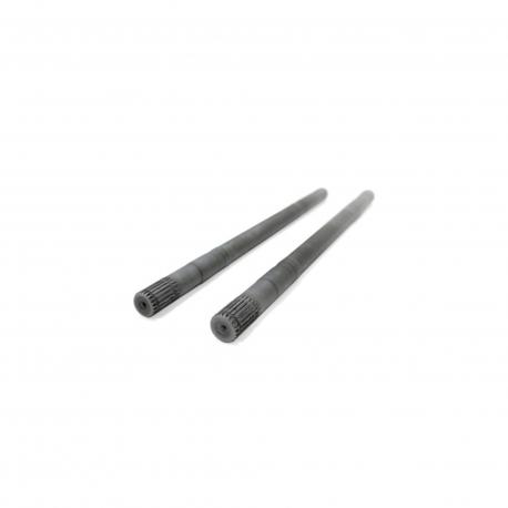 Paire Axes de cardan renforcés (440mm)