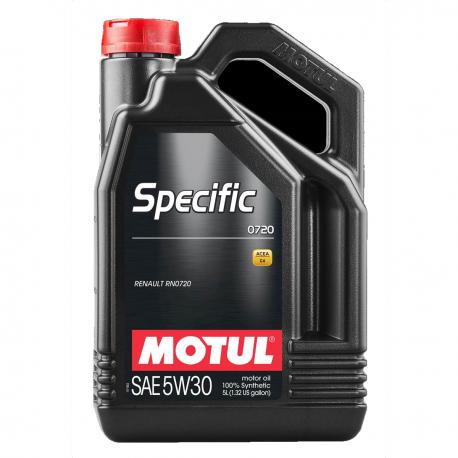 Huile Motul Specific 0720 5w30 (5L)