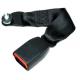 Systeme lock ceinture securite arriere