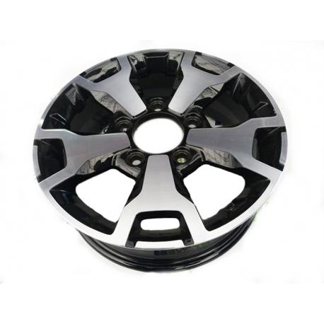 Jante 16 pouces aluminium Lada Niva 5x139.7