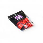 Silent bloc polyuréthane barre stabilisatrice rouge 2123 (x6)