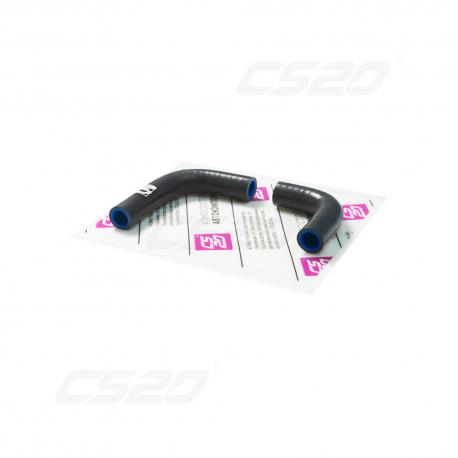Kit Durit radiateur chauffage silicone bleu