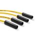 Faisceau bougie 1700 multipoint silicone jaune