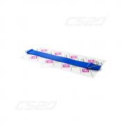 Sangle roue de secours 43.5Cm silicone bleu