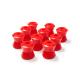 Silent bloc polyuréthane barre arrière rouge (x10)