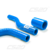 Lot durite silicone bleu Niva 1600