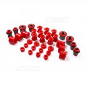 Kit Silent Bloc Complet polyurethane après 2010 rouge
