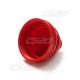 Soufflet arbre de transmission polyeuréthane rouge