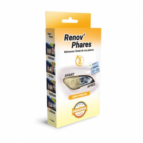 Lingettes RenovPhares
