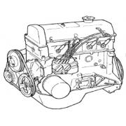 Moteur 1700 Monopoint